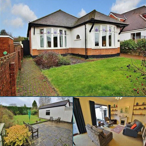 3 bedroom detached bungalow for sale - Cyncoed Road, Cyncoed, Cardiff