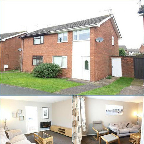 2 bedroom semi-detached house to rent - Stafford ST16