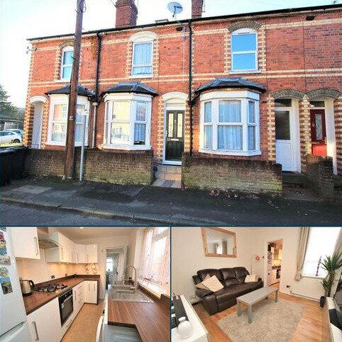 4 bedroom terraced house for sale - Waldeck Street, Reading, Berkshire, RG1