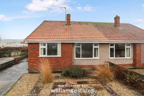 3 bedroom semi-detached bungalow for sale - Second Avenue, Prestatyn