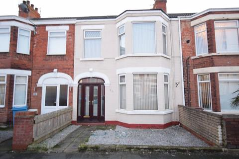 3 bedroom terraced house for sale - Kelvin Street, Hull