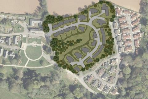 Plot for sale - Trewhiddle, St. Austell, Cornwall, PL26