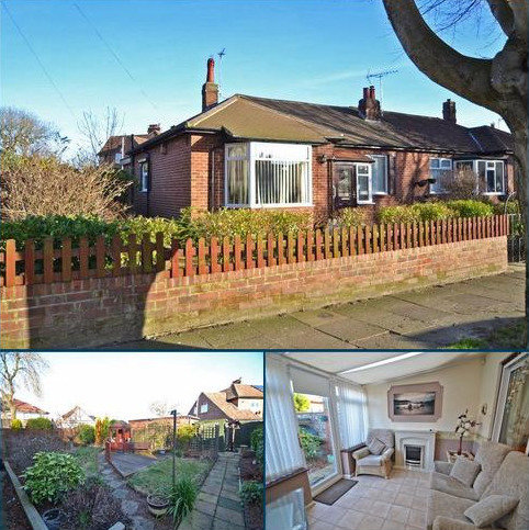 2 bedroom semi-detached bungalow for sale - Roxby Gardens, North Shields