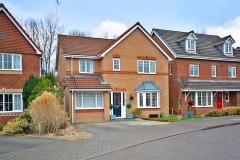 4 bedroom detached house for sale - Oakmoore, Sandymoor, Cheshire