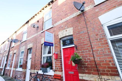 2 bedroom terraced house for sale - Rosebery Street, York