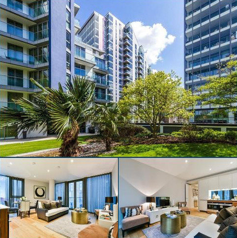 2 bedroom penthouse for sale - Riverside Quarter, Wandsworth, London, SW18