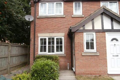 2 bedroom end of terrace house to rent - The Courtyard, St Nicholas Close, Boston