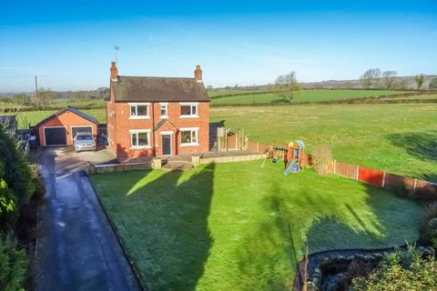 4 bedroom detached house for sale - Black Lane, Whiston, Staffordshire, ST10