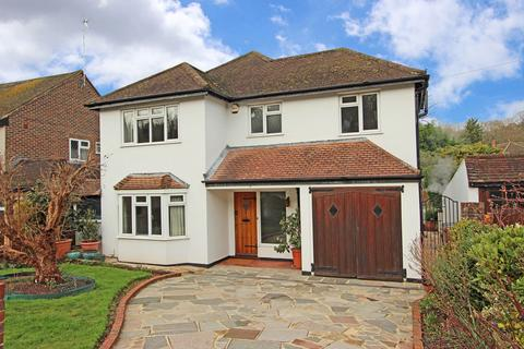 4 bedroom detached house for sale - Lackford Road, Chipstead