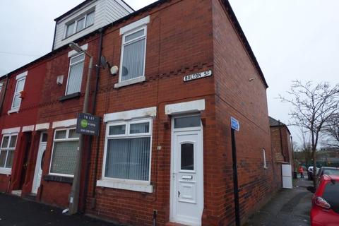 2 bedroom end of terrace house to rent - Bolton Street, Stockport