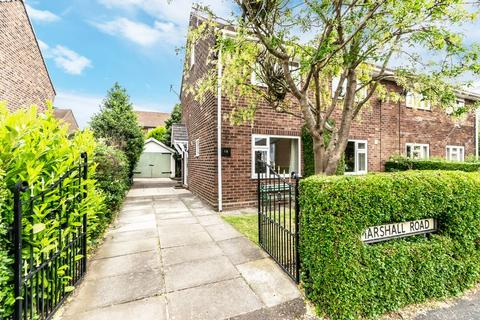 3 bedroom semi-detached house to rent - Marshall Road, Woolston
