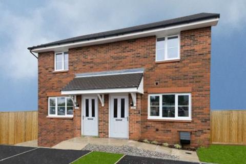 2 bedroom semi-detached house for sale - Bayley Croft, Willaston