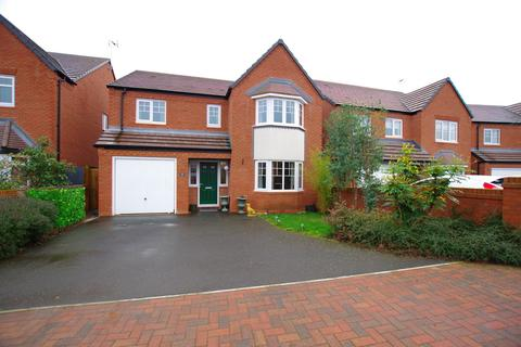 4 bedroom detached house for sale - Leese Walk, Gnosall
