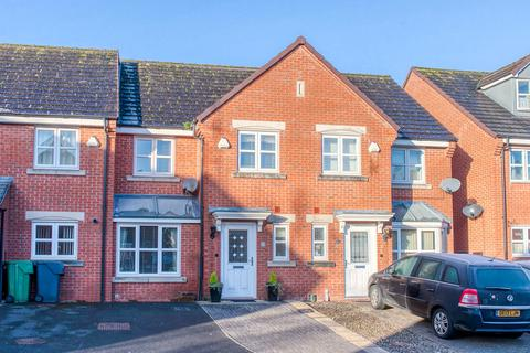 3 bedroom terraced house for sale - All Saints Place, Bromsgrove, B61 0AX