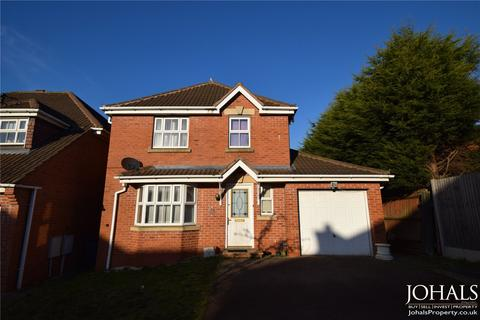4 bedroom detached house to rent - Stonecrop Road, Hamilton, Leicester, Leicestershire, LE5