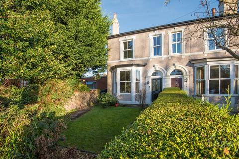 3 bedroom end of terrace house for sale - Prescot Road, Aughton
