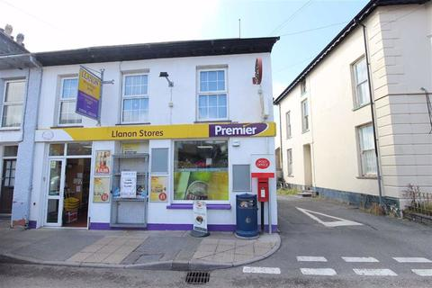 Retail property (high street) for sale - Llanon, Ceredigion
