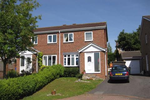 3 bedroom semi-detached house to rent - Pasture Close, Market Weighton
