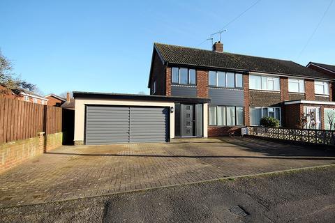 3 bedroom semi-detached house for sale - Victoria Road, Shefford, SG17
