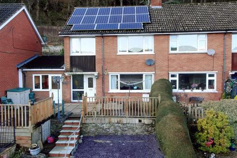 3 bedroom semi-detached house for sale - 6, Tan Y Graig, Canal Road, Newtown, Powys, SY16