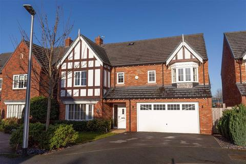 6 bedroom detached house for sale - Turing Drive, Wilmslow