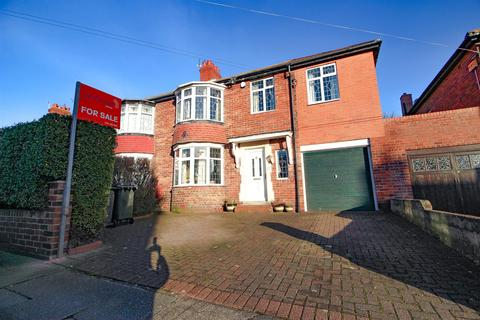 5 bedroom house for sale - Manor Drive, Newcastle Upon Tyne