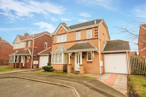 3 bedroom detached house to rent - Robert Westall Way, North Shields