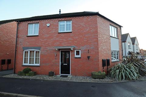 3 bedroom detached house for sale - Hydes Pastures, Nuneaton, CV10