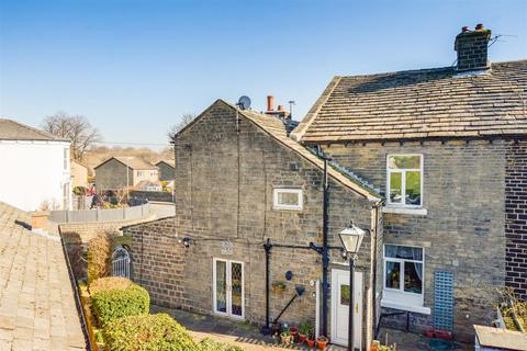 3 bedroom end of terrace house for sale - Quarmby Road, Quarmby, Huddersfield