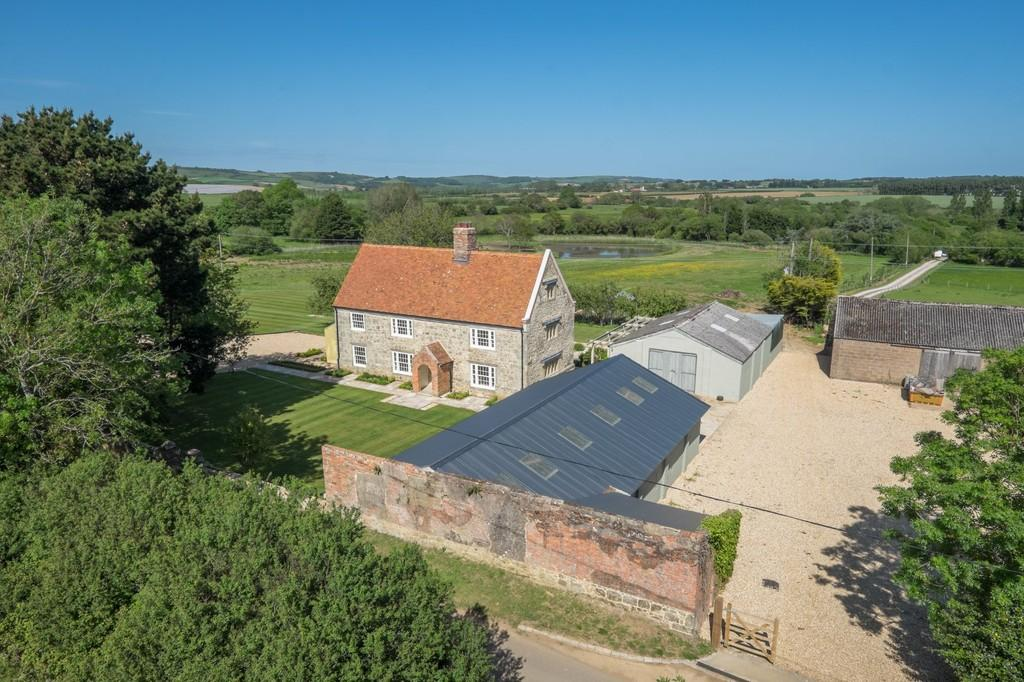 5 Bedrooms Farm House Character Property for sale in Merstone, Isle Of Wight
