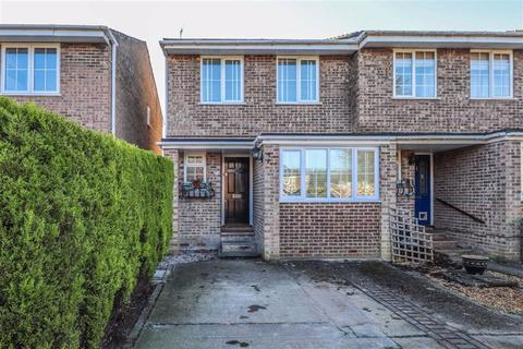 3 bedroom end of terrace house for sale - Tanners Crescent, Hertford, Herts, SG13
