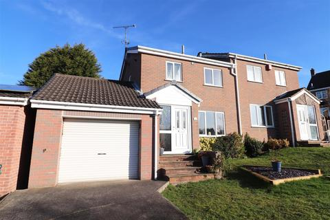 3 bedroom semi-detached house for sale - Ridgedale Road, Bolsover, Chesterfield