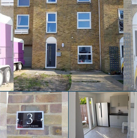 Flat to rent - Camden Square, Ramsgate