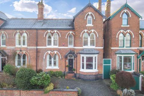 4 bedroom semi-detached house for sale - Kingscote Road, Edgbaston