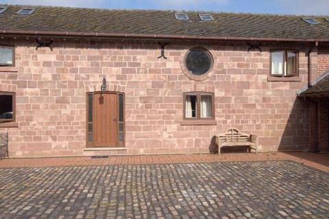 1 bedroom barn conversion to rent - Fairoak, Stafford, Staffordshire