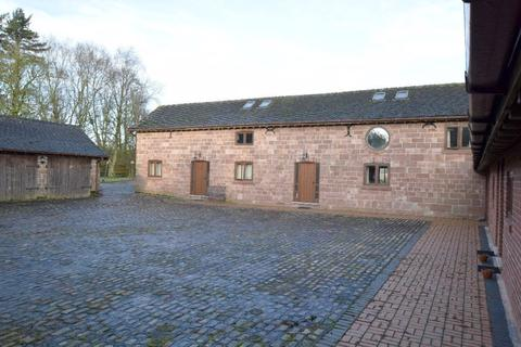 2 bedroom barn conversion to rent - Fairoak Grange, Eccleshall, Staffordshire