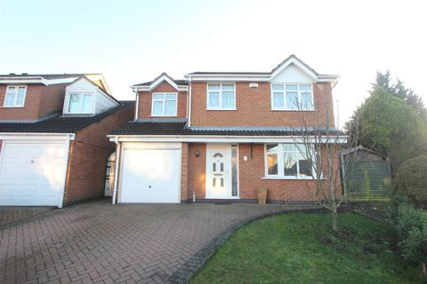 4 bedroom detached house for sale - Raleigh Close, Hinckley