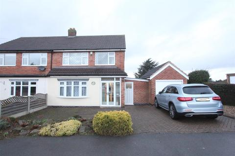 3 bedroom semi-detached house for sale - St. Catherines Close, Hinckley