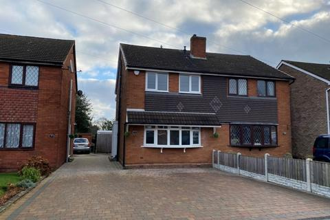 3 bedroom semi-detached house to rent - Woodford Crescent, Burntwood