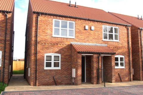 2 bedroom semi-detached house to rent - Abbot's Close, Dawnay Park