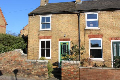 2 bedroom end of terrace house for sale - Station Road, Potton