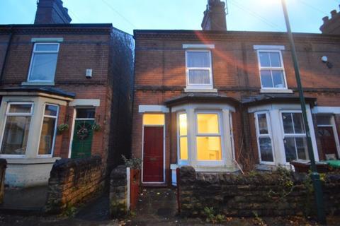 3 bedroom terraced house to rent - Crossman Street, Sherwood