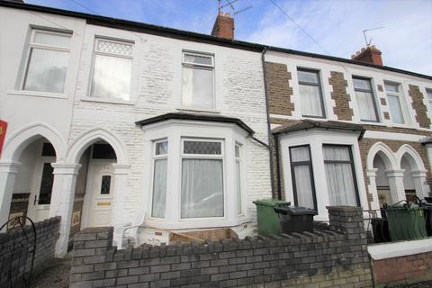 4 bedroom end of terrace house to rent - Manor Street, Cardiff