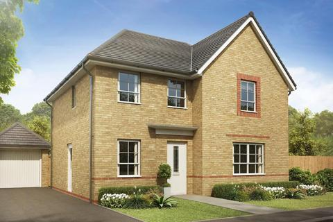4 bedroom detached house for sale - Plot 100, Radleigh at Emberton Grange, Hassall Road, Alsager, STOKE-ON-TRENT ST7