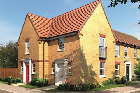 1 bedroom end of terrace house for sale - Limburg Avenue, Lichfield, LICHFIELD