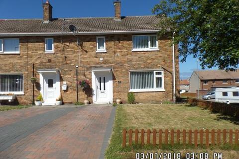 3 bedroom terraced house to rent - LAYBURN PLACE, PETERLEE, PETERLEE