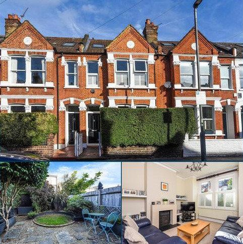 3 bedroom terraced house for sale - Burmester Road, Earlsfield