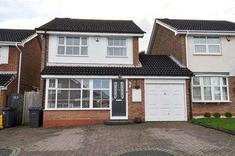 3 bedroom link detached house for sale - Varlins Way, Kings Norton, Birmingham, B38