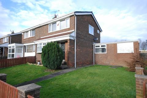 3 bedroom semi-detached house for sale - Hereford Way, Fellgate, Jarrow