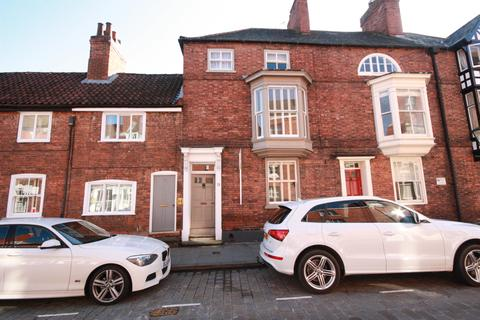 2 bedroom terraced house to rent - 2 bed character property with garage, Bailgate, Lincoln